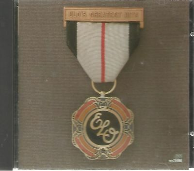 ELO's Greatest Hits by Electric Light Orchestra (CD, Jet Records).