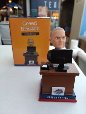 Creed Bratton package deal !!!The Office...Bobblehead... Brooklyn Cyclones..NBC
