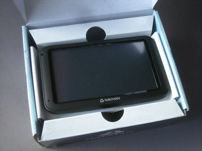 NAVMAN Navigator EZY200, In Box, Never Used - GPS, Bluetooth, Cables, DVD....