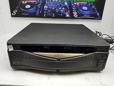B832 kenwood D-R350 series 21 cd player
