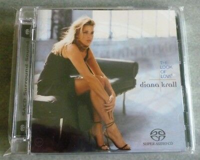 Diana Krall The Look Of Love Multichannel Sacd