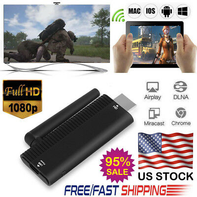 USA For 3rd Generation Chromecast 3 Digital HDMI Media Video Streamer Dongle