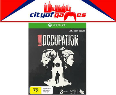 The Occupation Xbox One Game Brand New & Sealed In Stock