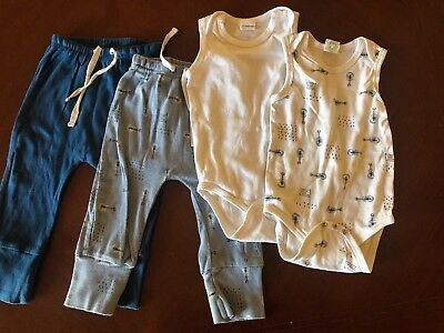 Nature Baby New Zealand Bundle Boy 6-12 Months