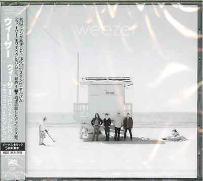 Weezer-Weezer (White Album)Deluxe Edition-Import Cd With Japan Obi E20
