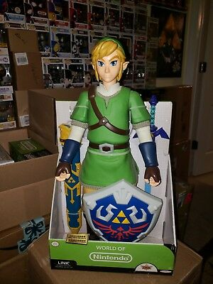 World of Nintendo Legend of Zelda Link 20-Inch Big Figure