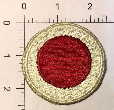 US Army 37th Infantry Division Patch