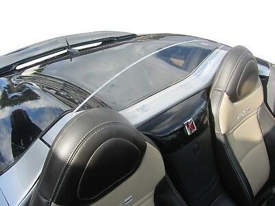 Fab Pontiac Solstice Windscreen Wind Deflector Windblocker Windstop, Free Ship