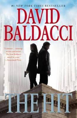 The Hit (Will Robie Series) by Baldacci, David
