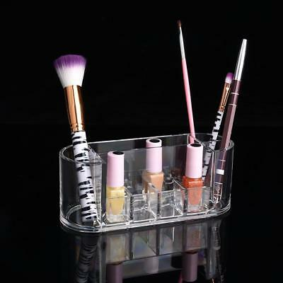 Acrylic Cosmetic Organizer Makeup Box Drawer Holder Jewelry Clear Storage Case