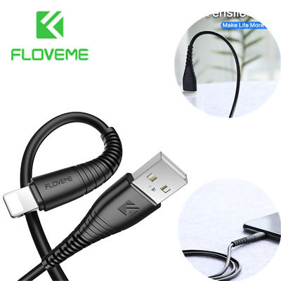 3 PACK For Apple USB Data Charging Charger Cables Cords iPhone XS 6 7 8 X Plus