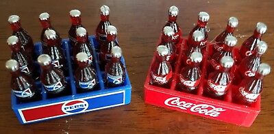 Little Shop Mini Collectables - Coke &Pepsi