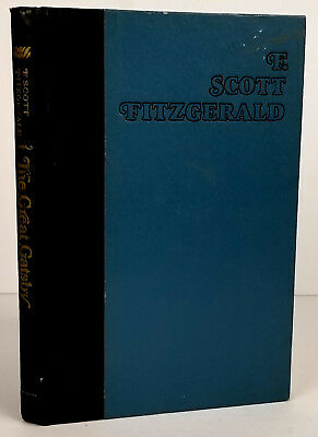 The Great Gatsby, F Scott Fitzgerald Hardcover c. 1953