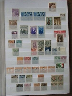Italy Stamps - Small Collection - E7