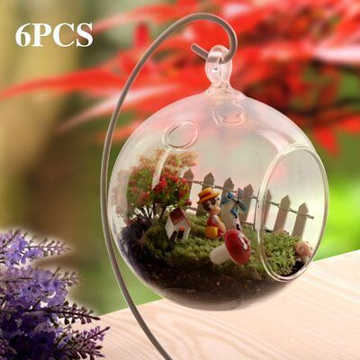 Glass Bauble Angel Ball Tea Light Candle Holder Christmas Decoration Gift