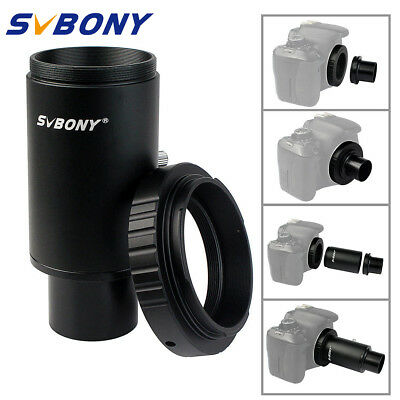 "SVBONY 1.25"" CA1 Extension Tube M42 Thread Adapter &T2 Ring for SLR Lens Adapter"