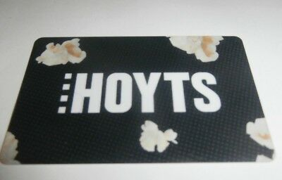 Hoyts Gift Card - $50 Value Gift Voucher Unused $$$$ Movie Cinemas - Free Post