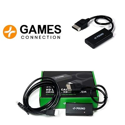 HD Link Cable Original Xbox by Pound Tech. - HDMI - Official Stockists