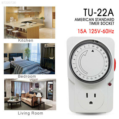 4C3A Timer Consumer Electronics Automate Lights Plug Controlled Simultaneously