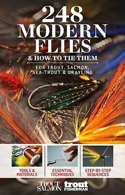 248 Modern flies & how to tie them