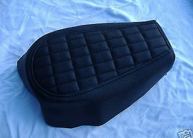Yamaha TY80 TY 80 trials seat cover. BLACK