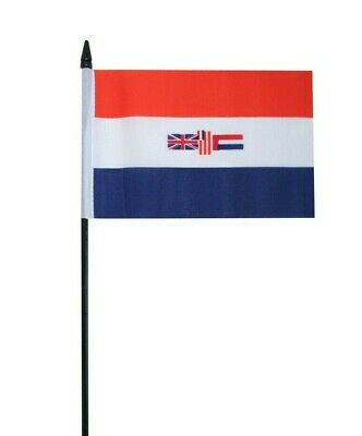 IRAQ Large Hand Flag Pack of 12 2ft Pole FREE UK Delivery!
