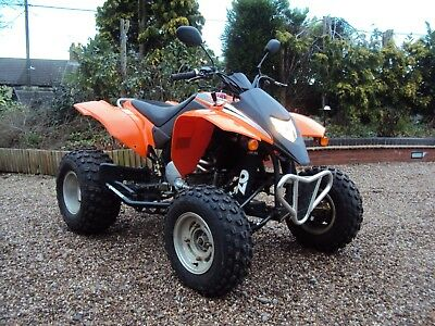 Quad Bike- Quadzilla QZ XLE 300 E