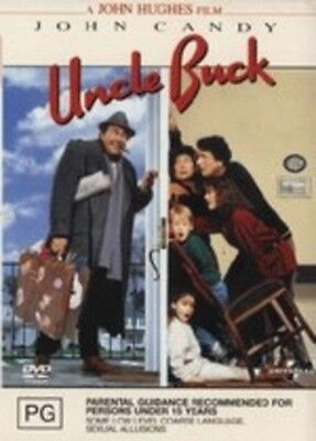 Uncle Buck = NEW DVD R4