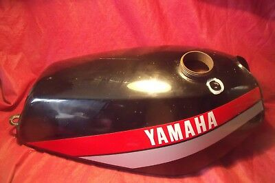 Yamaha 125 Dte , Reservoir D'essence