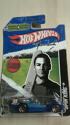 Shane Warne  23  Hot Wheels Car Ltd