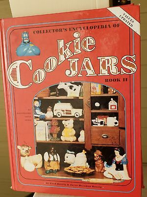 Vintage Cookie Jar Price Guide Collector's Book Ii Updated Values 1997
