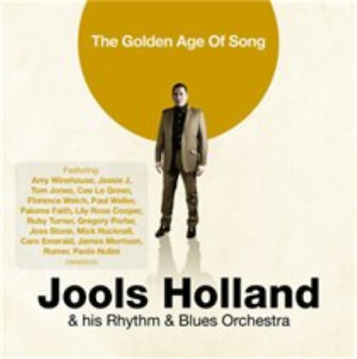 Jools Holland & His Rhythm ...-The Golden Age of Song (UK IMPORT) CD NEW
