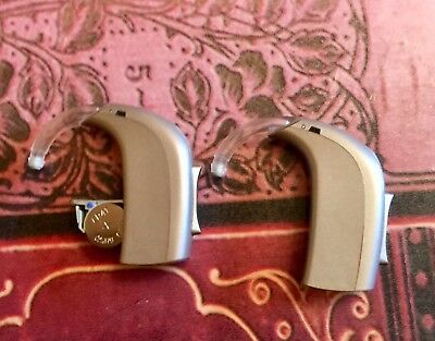 Oticon Spirit Zest Hearing Aids