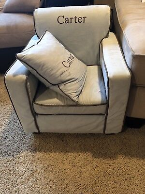 Restoration Hardware Custom Kids' Chair