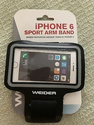 New Weider Sport Arm Band for iPhone 6