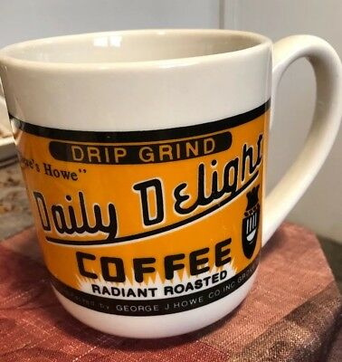 Vintage Yester Year Westwood 1999 Daily Delight Drip Grind Coffee Tea Cup