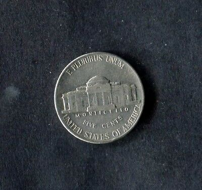 USA 1993: Nickel 5 Cents Coin