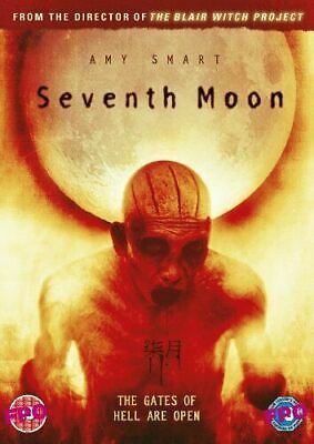 Seventh Moon (2010) Amy Smart DISC ONLY DVD Horror