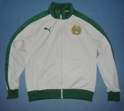 Hammarby IF (Sweden) / early 2000's - PUMA - MENS Track Top / Jacket. Size: L
