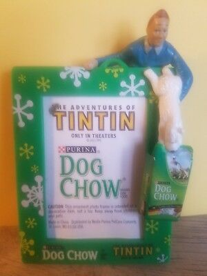 Promotional Purina Tintin Dog Picture Frame