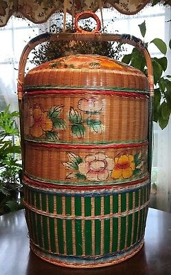 Antique ? Chinese Bride Wedding Chest