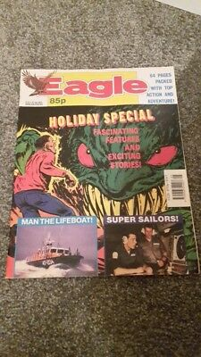 EAGLE HOLIDAY SPECIAL - IPC - early 1990's