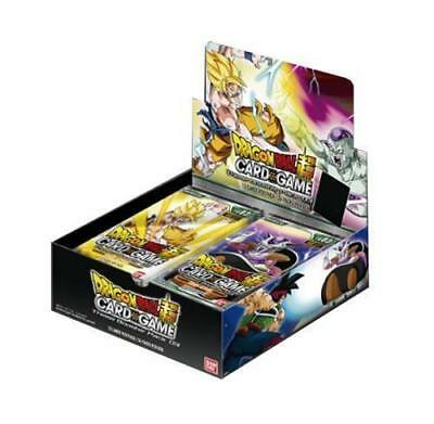 Dragon Ball Super Tcg Themed Clash Of Fate Booster Box 24 Packs Sealed New