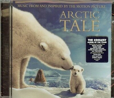 ARTIC TALE - Original Soundtrack - CD - NEW FAST FREE SHIPPING !!!