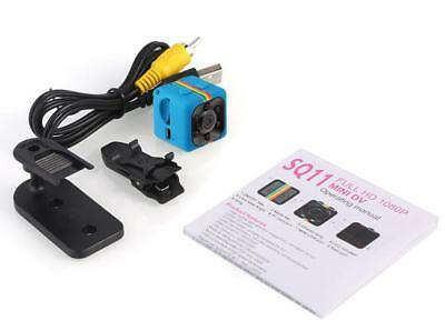 COP CAM security camera blue support 32GB card sports night video recorder