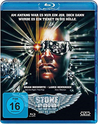 Henriksen,lance-Stone Cold (Blu-Ray) - (German Import) (Uk Import) Blu-Ray New