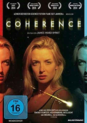 Byrkit,james Ward-Coherence - (German Import) (Uk Import) Dvd New