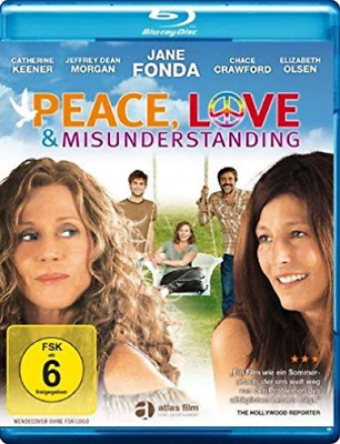 Beresford,Bruce-Peace,Love & Misunderstanding - (German  (Uk Import) Blu-Ray New