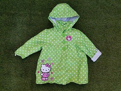 Girls Jacket from Hello Kitty. Size 6 – 9 months. Pre-owned. Used good condition