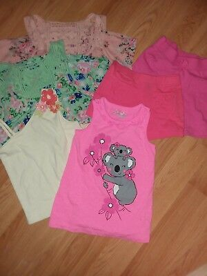 Girls clothes size 5/ Gymboree/Jumping Beans/No Boundaries lot of 6